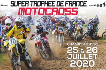 Annulation du Super Trophée de France 2020
